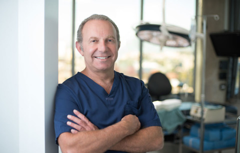hair transplant surgeon Dr. Victor Hasson of Hasson and Wong